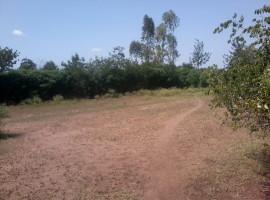 0.75ha land for sale Rabuor-Kouta, Prime and ideal