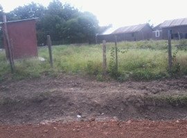 Manyatta plot for sale