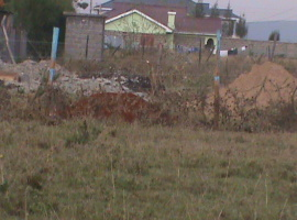 Milimani prime plot for sale
