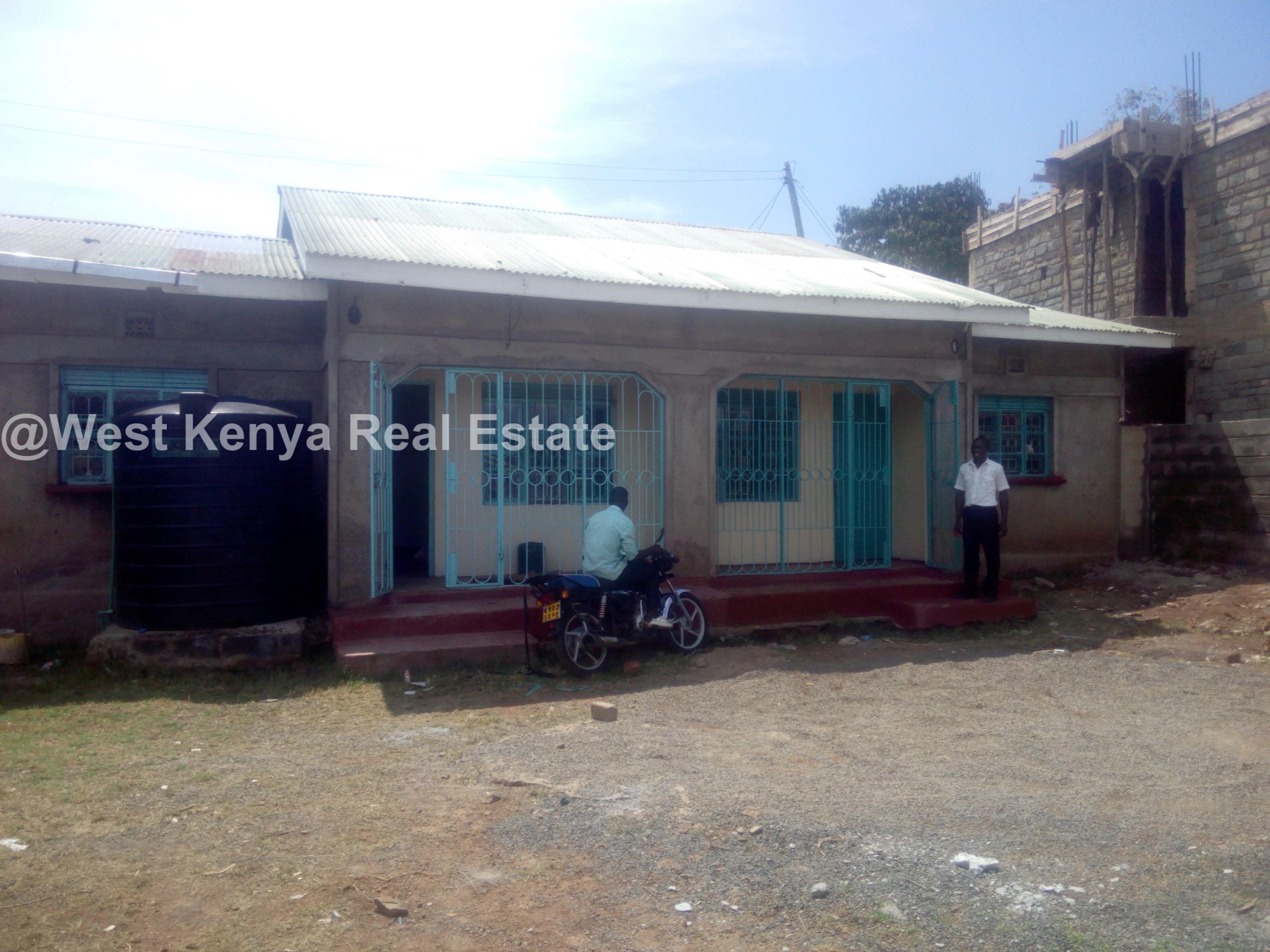 2 Bedroom house Mamboleo behind Power Station 6