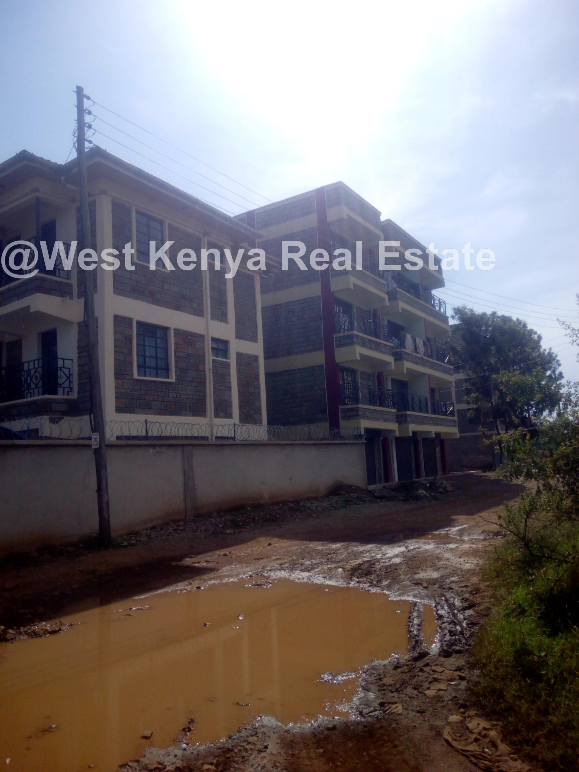 construction company in homabay