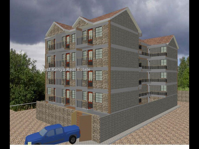 3 bedroom maisonette house plans in Kisumu,building a house in Kisumu