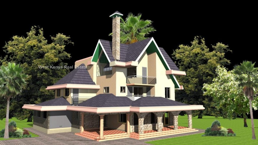 cost of building 3 bedroom house in Kisumu,residential house plans in Kisumu