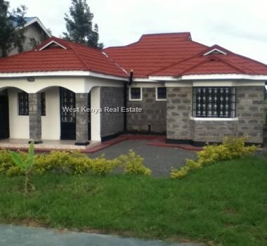 cost of building a 3 bedroom house in Kisumu