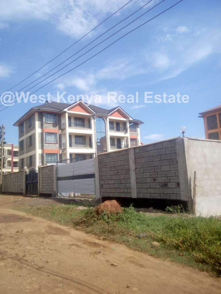 cost of building a two bedroom house in Kisumu
