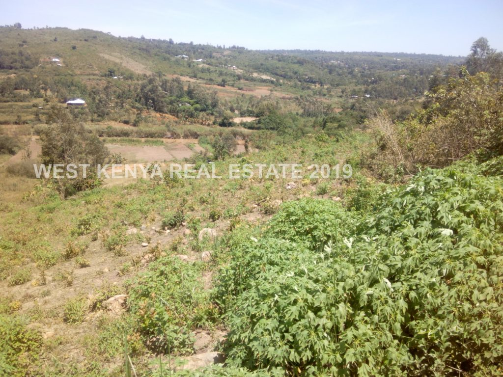 land acreage for sale in kisumu