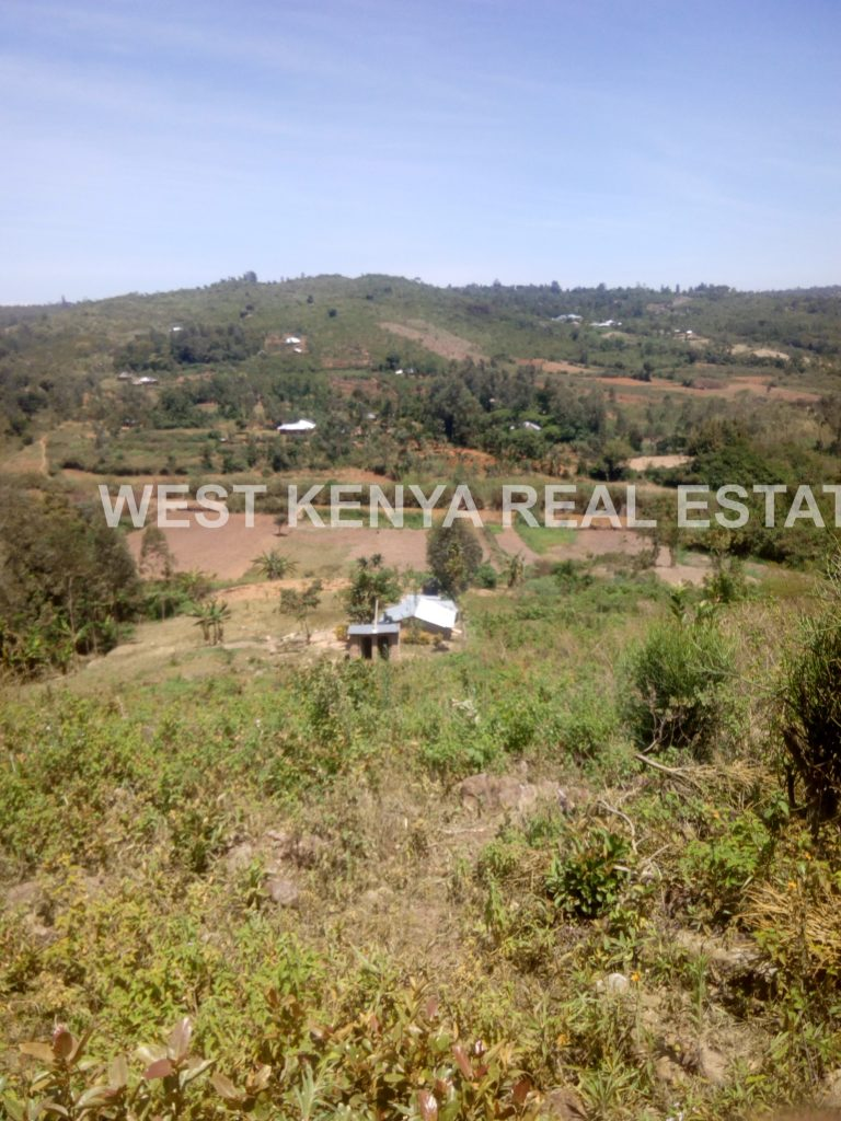 land for Sale Siaya