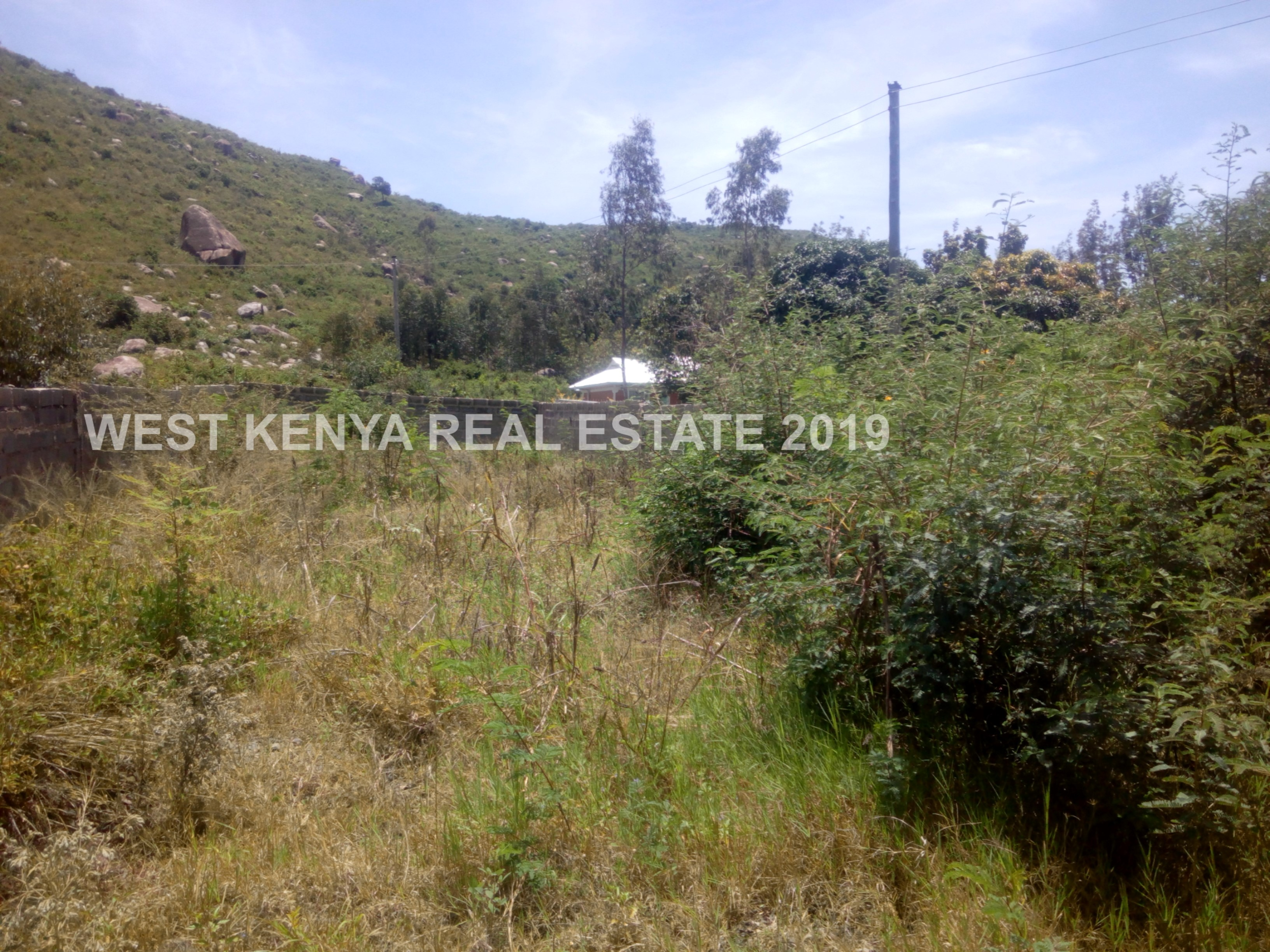 land for hospitality development in Kisumu