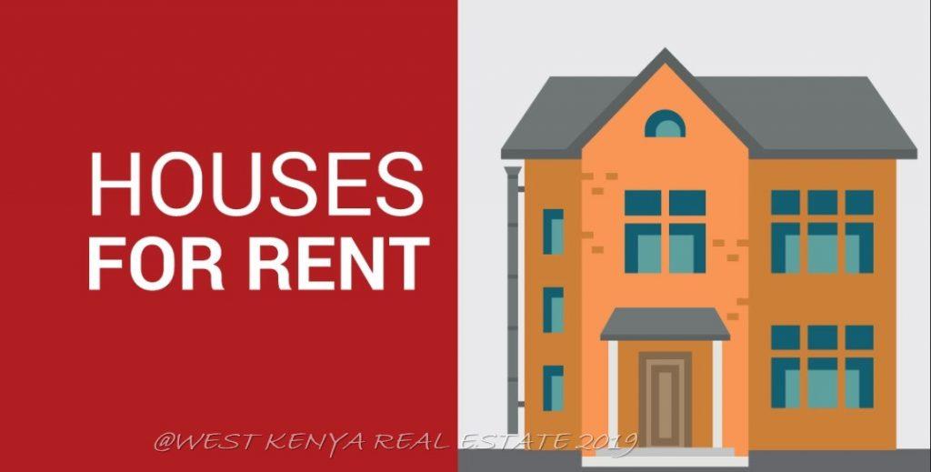 house to let Kakamega, house to rent Kakamega