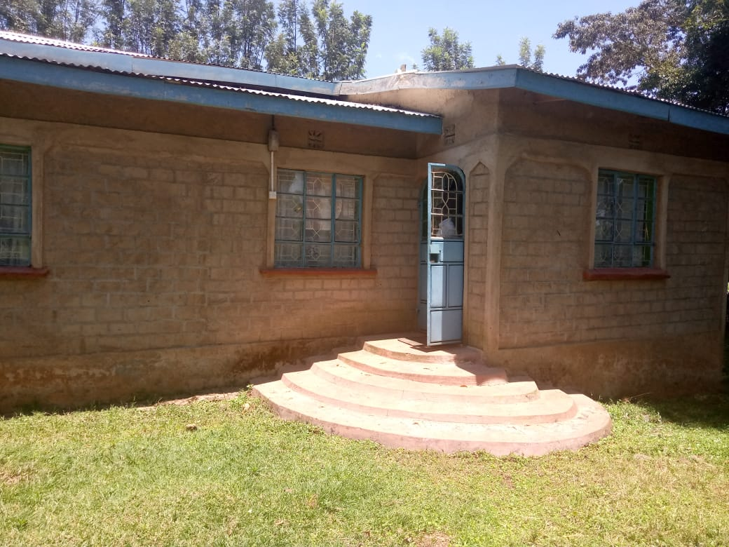 4 Bedroom House in Mbale Ksh25,000
