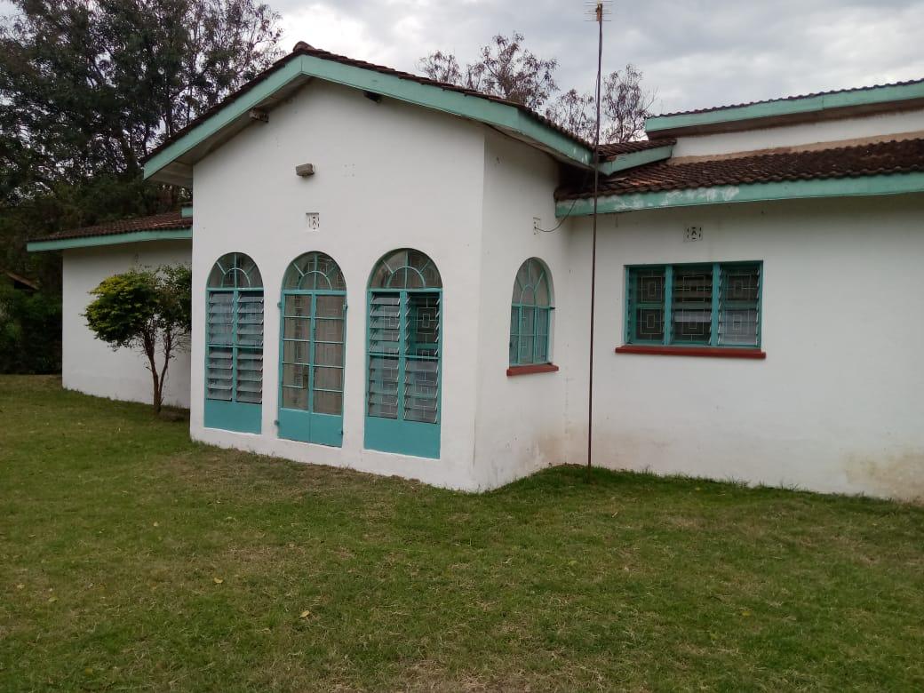 4 bedroom house next to portflorance hospital dunga